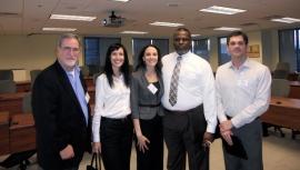 Michele McMahon, Anna Stevens, GA State, GSU, PMBA, PMBA blog
