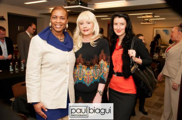 RAISE energy Anna Stevens, Carol McKown, Felicia Philips