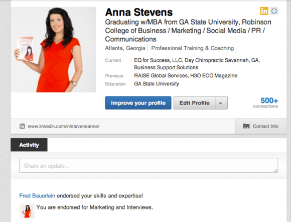 Anna Stevens