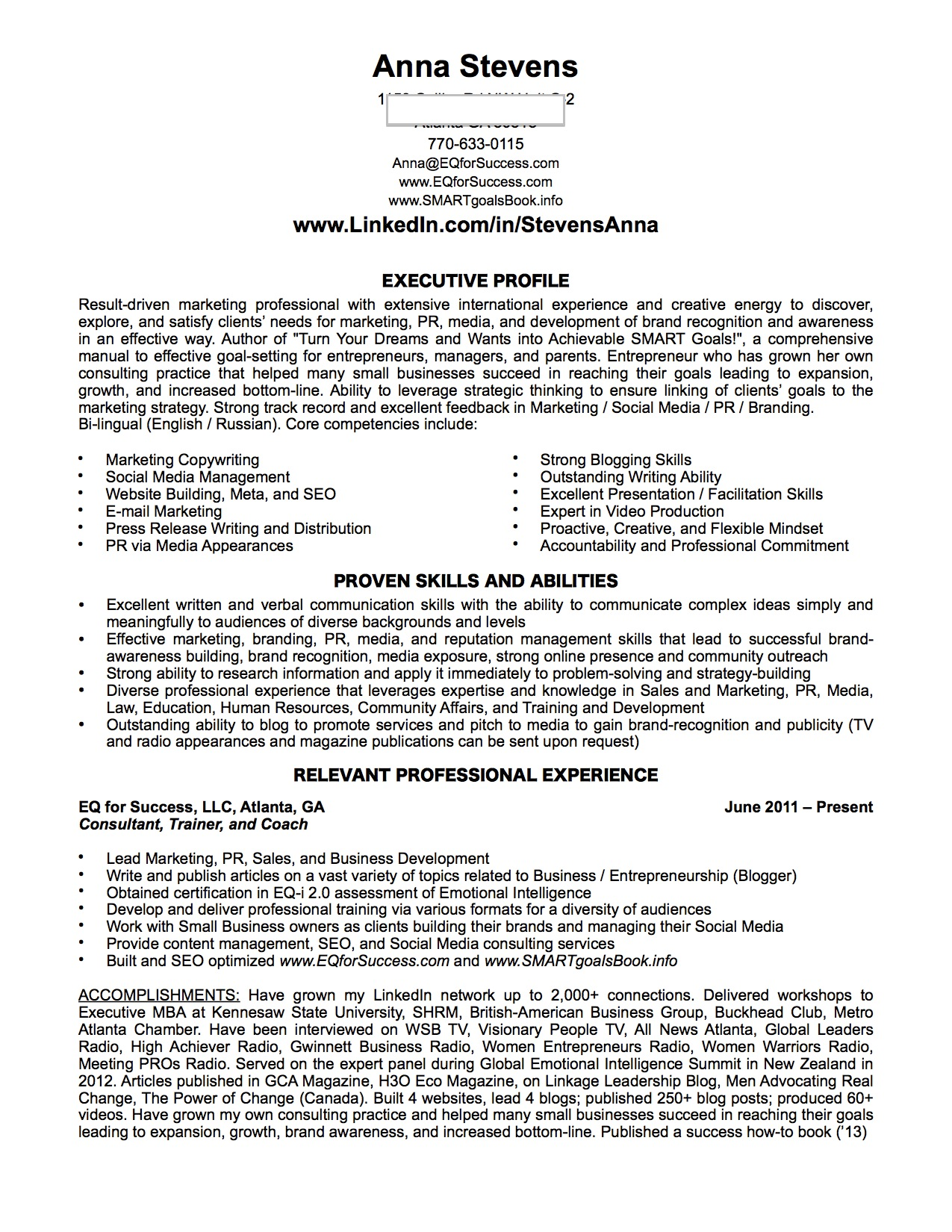 on resume accomplishment on resume examples achievements on resume